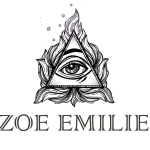 Zoe Emilie Photographer All seeing eye branding