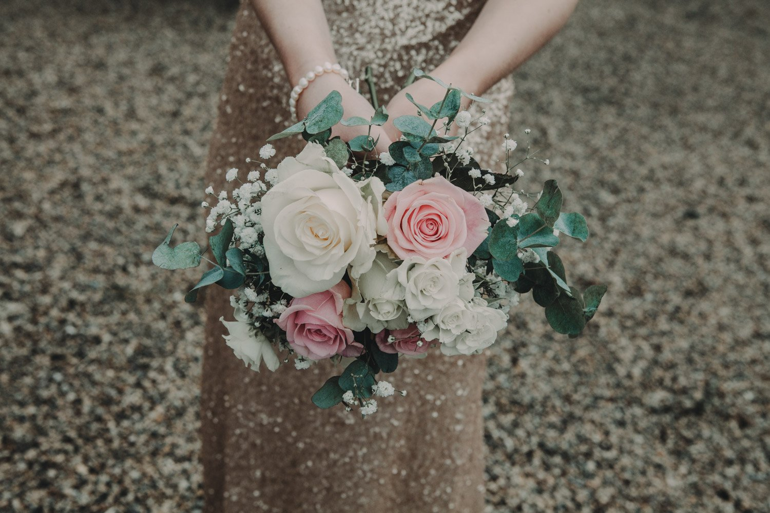 Healey Barn Wedding - Bridal Bouquet
