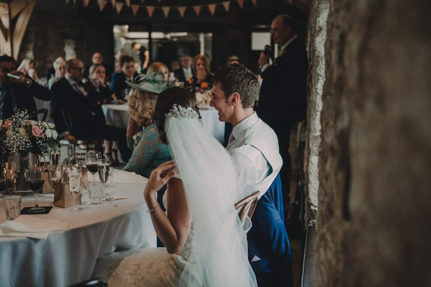 Healey Barn Wedding - Wedding Reception Speeches