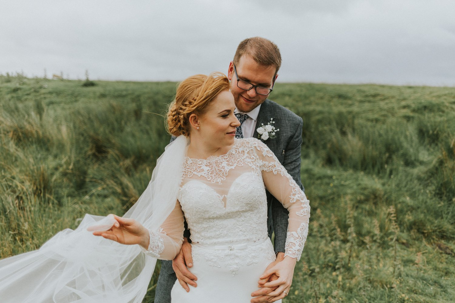 Diy Wedding Northumberland - North East Wedding Photographer