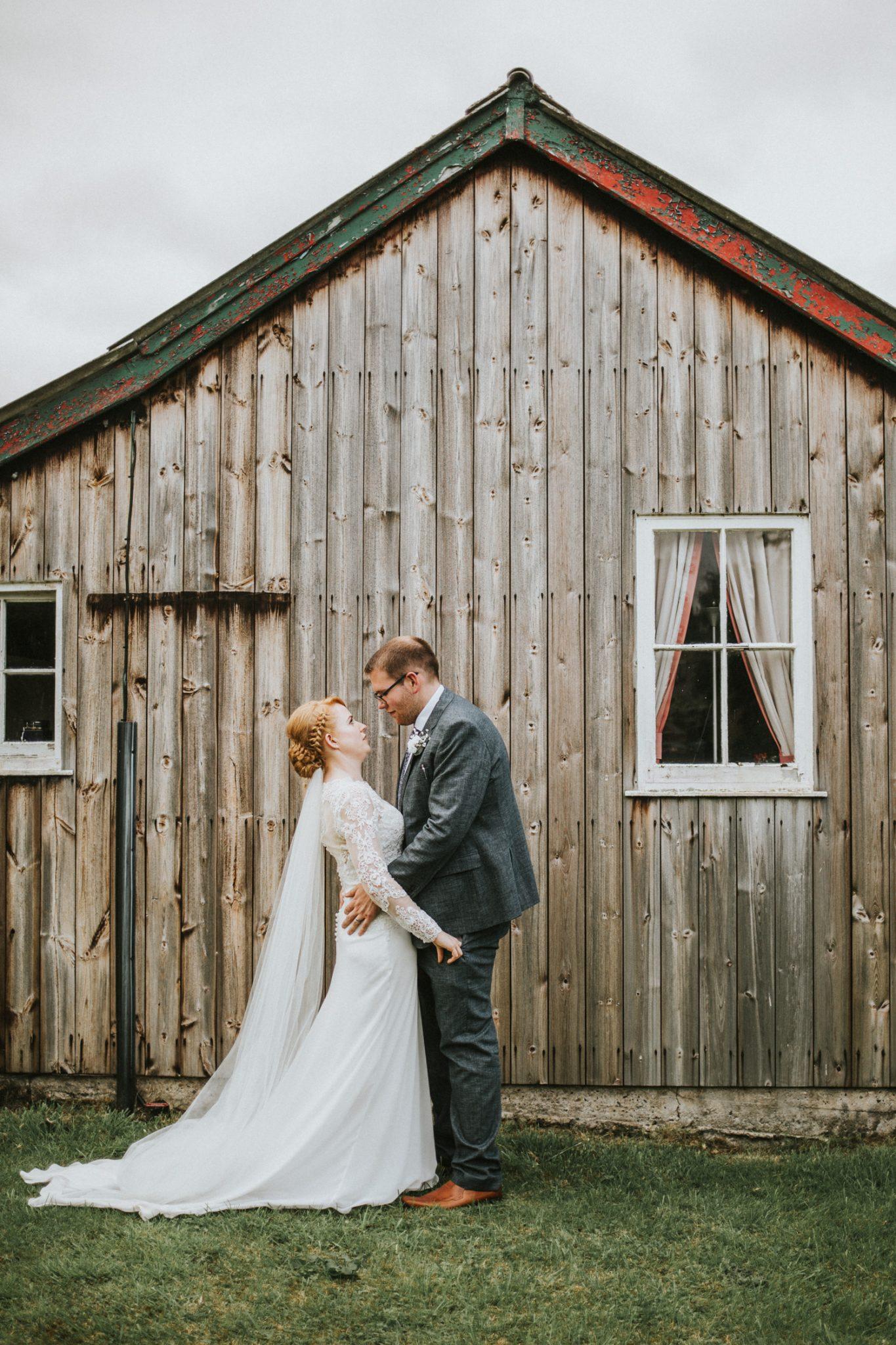 Northumberland Village Hall Wedding - Northumberland Wedding Photographer (7 of 8)