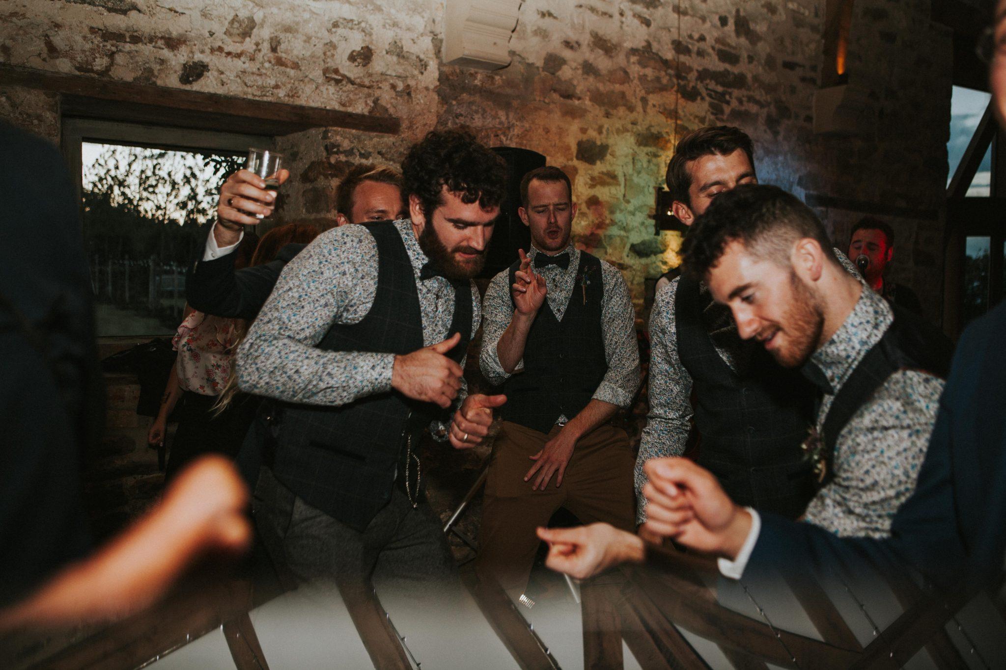 Healey Barn Wedding - Wedding Photographers Newcastle (76 of 84)