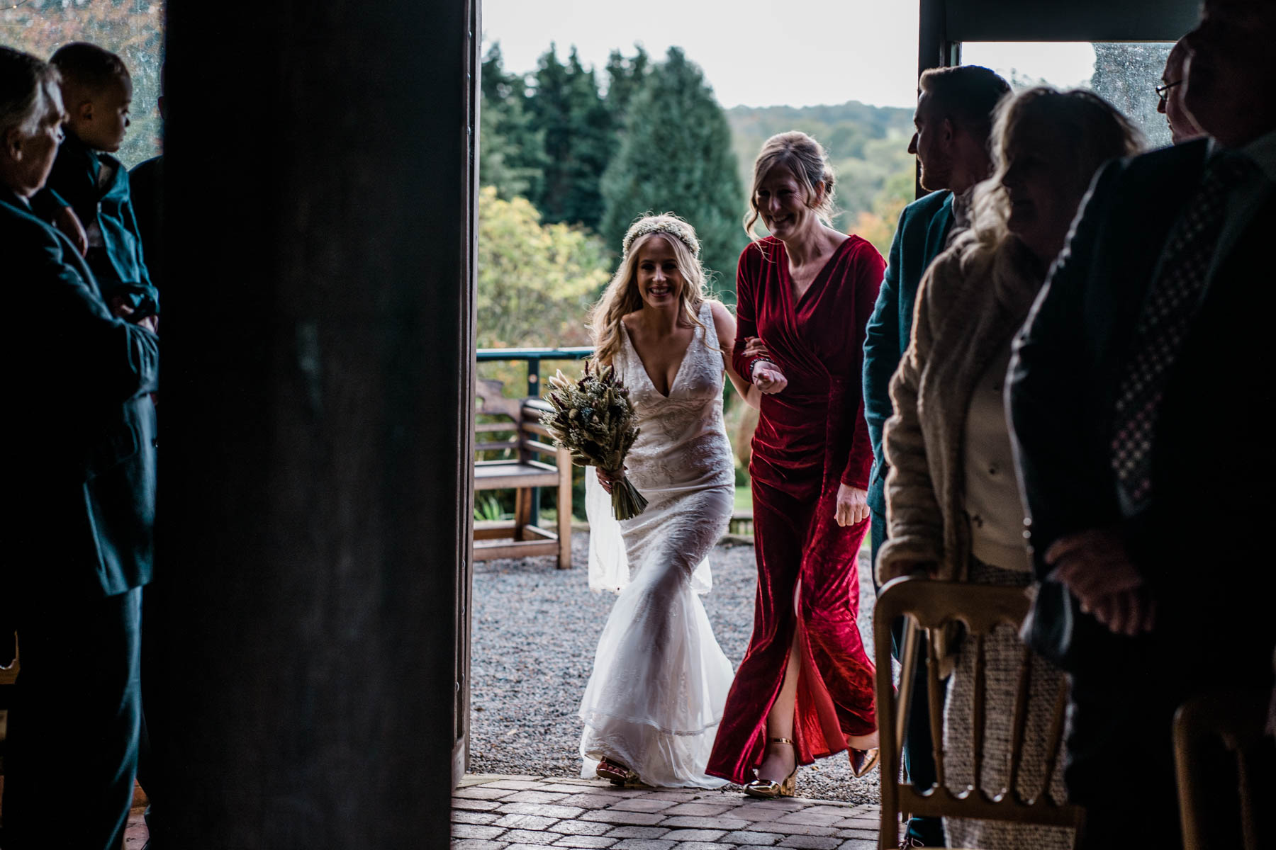 Stanton Hall & Gardens Wedding - Wedding Photographer Northumberland