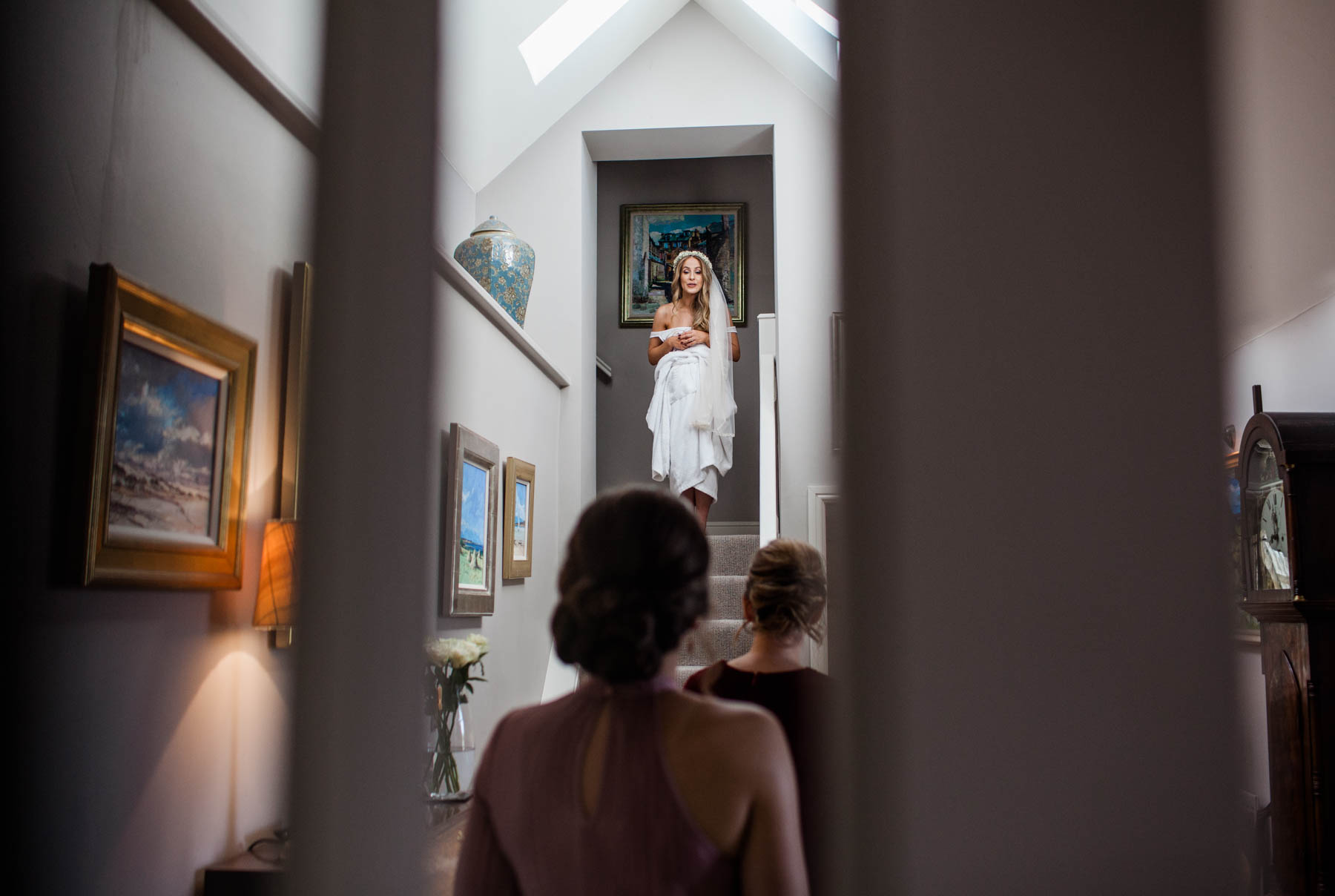 Stanton Hall & Gardens Wedding - Northumberland Wedding Photographer