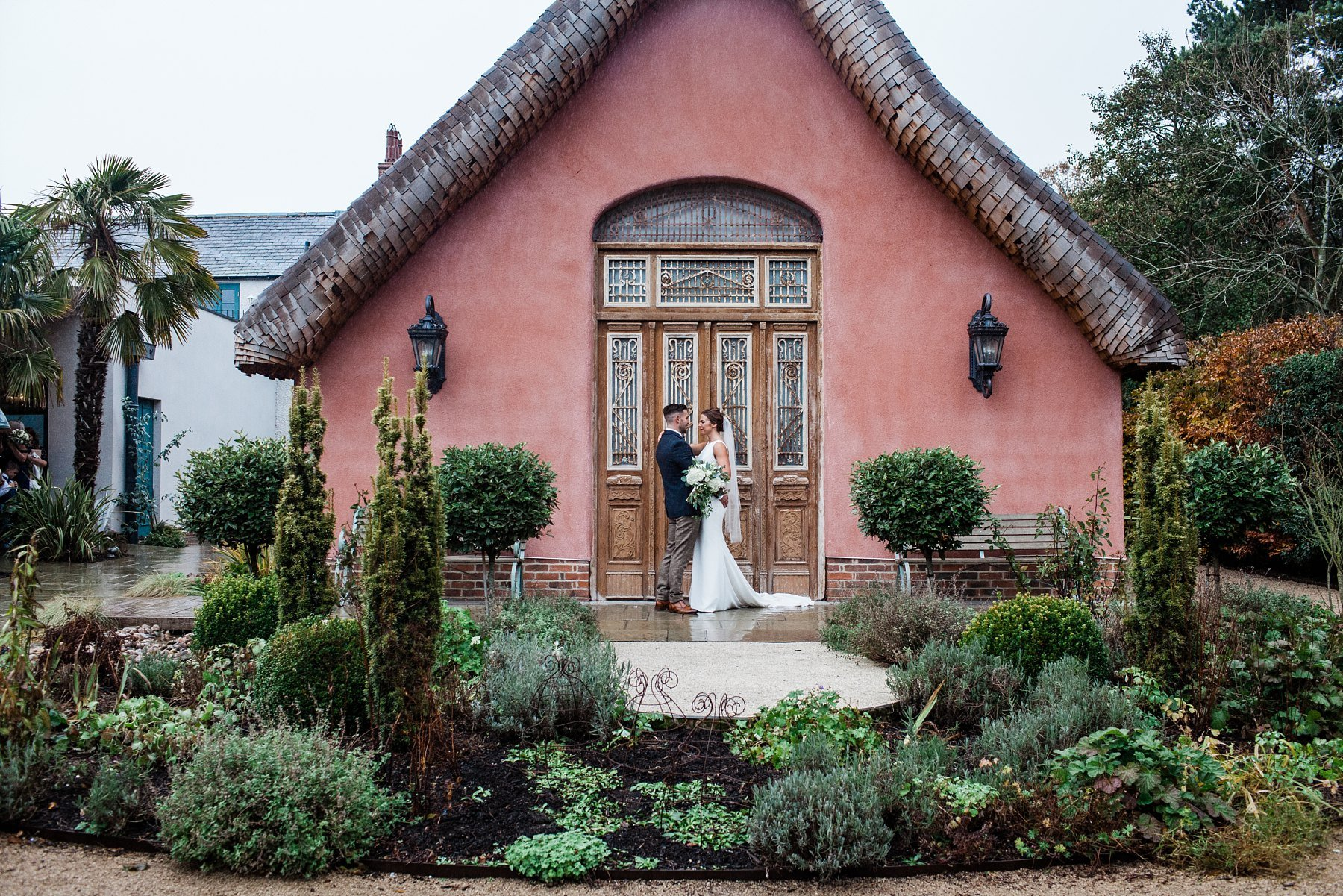 Le petite Chateau wedding - Newcastle Wedding Photographer