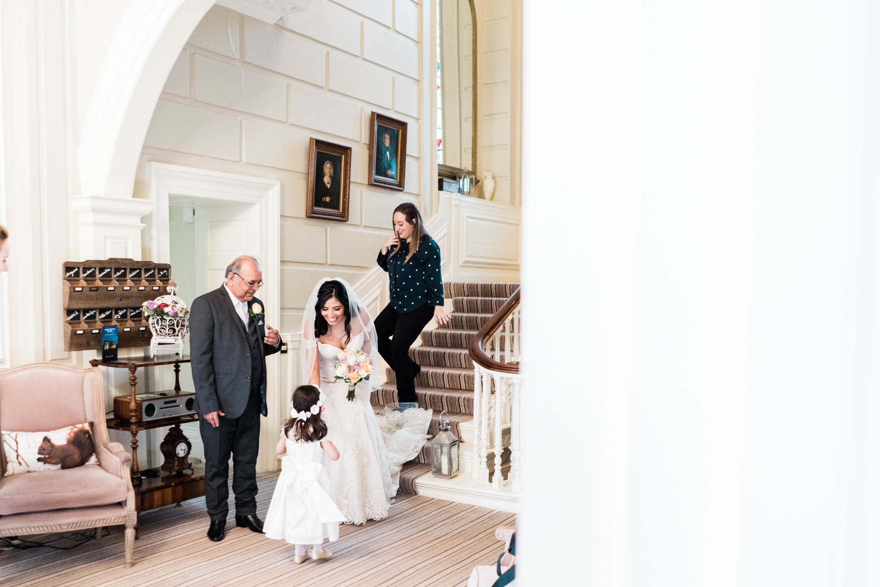 Eshott Hall Wedding Photographer | north east wedding photographer