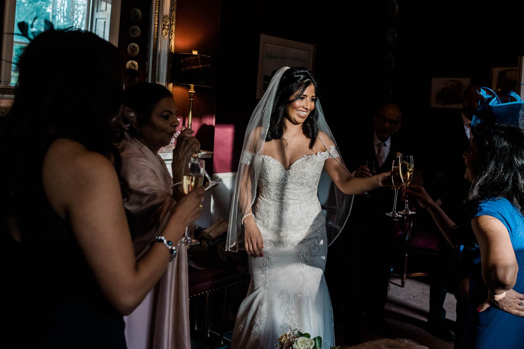 Eshott Hall Wedding Photographer   wedding reception