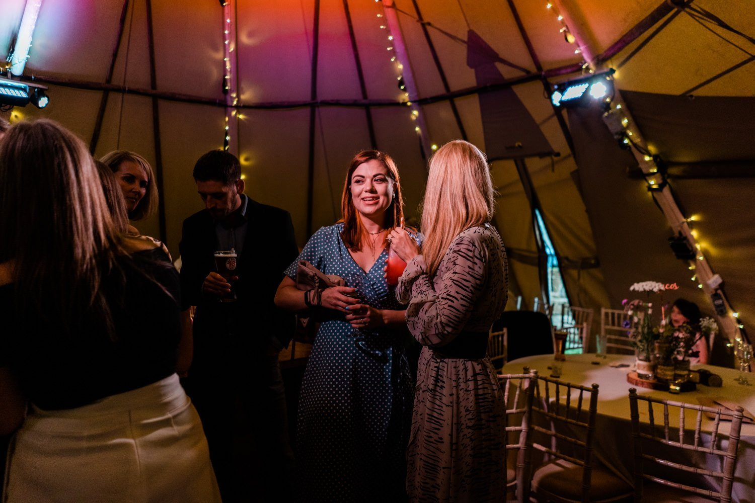 tepee wedding - london wedding photographer