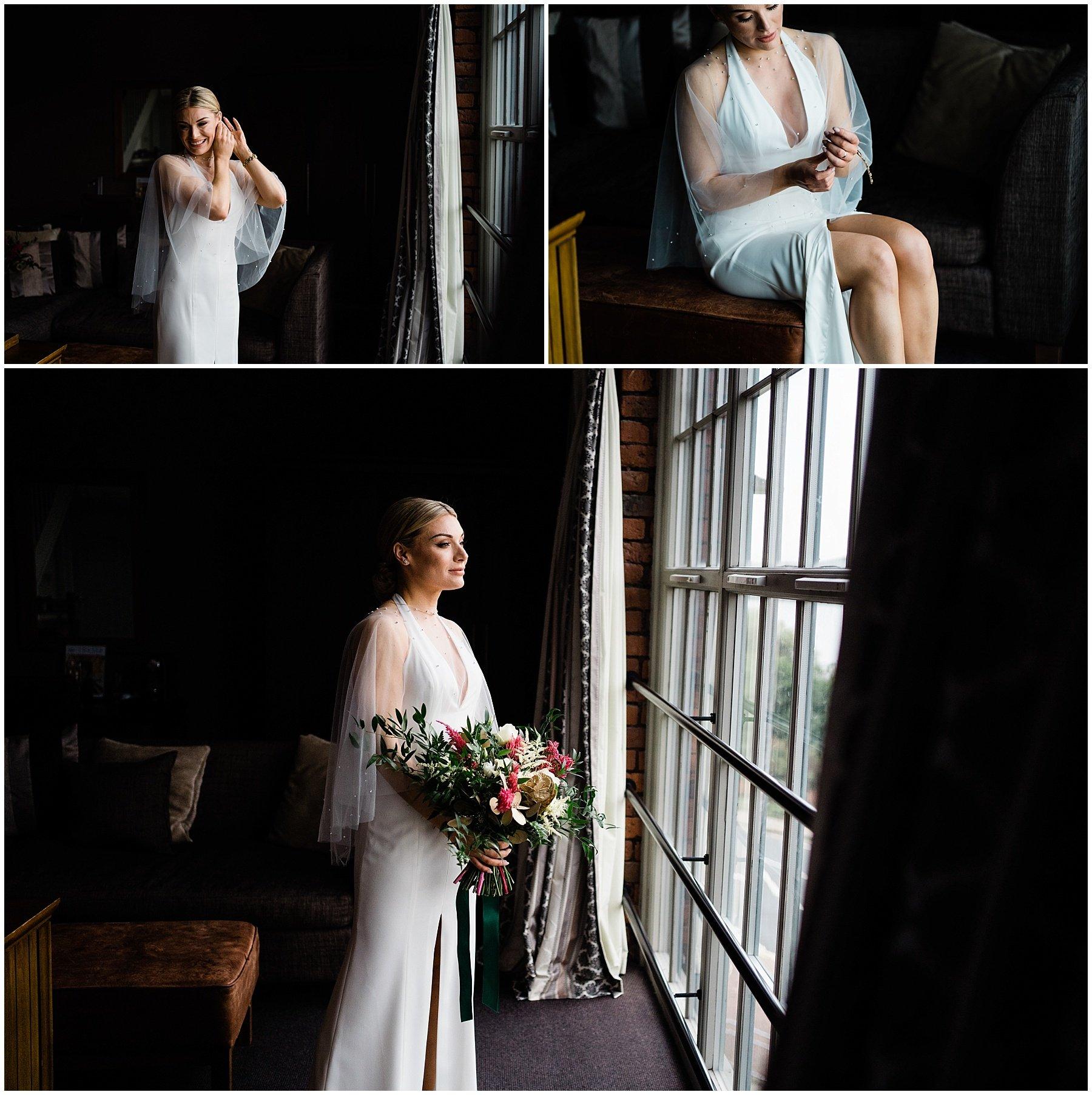 Hotel Du Vin Wedding | Newcastle Wedding photographers | Bridal Preparations