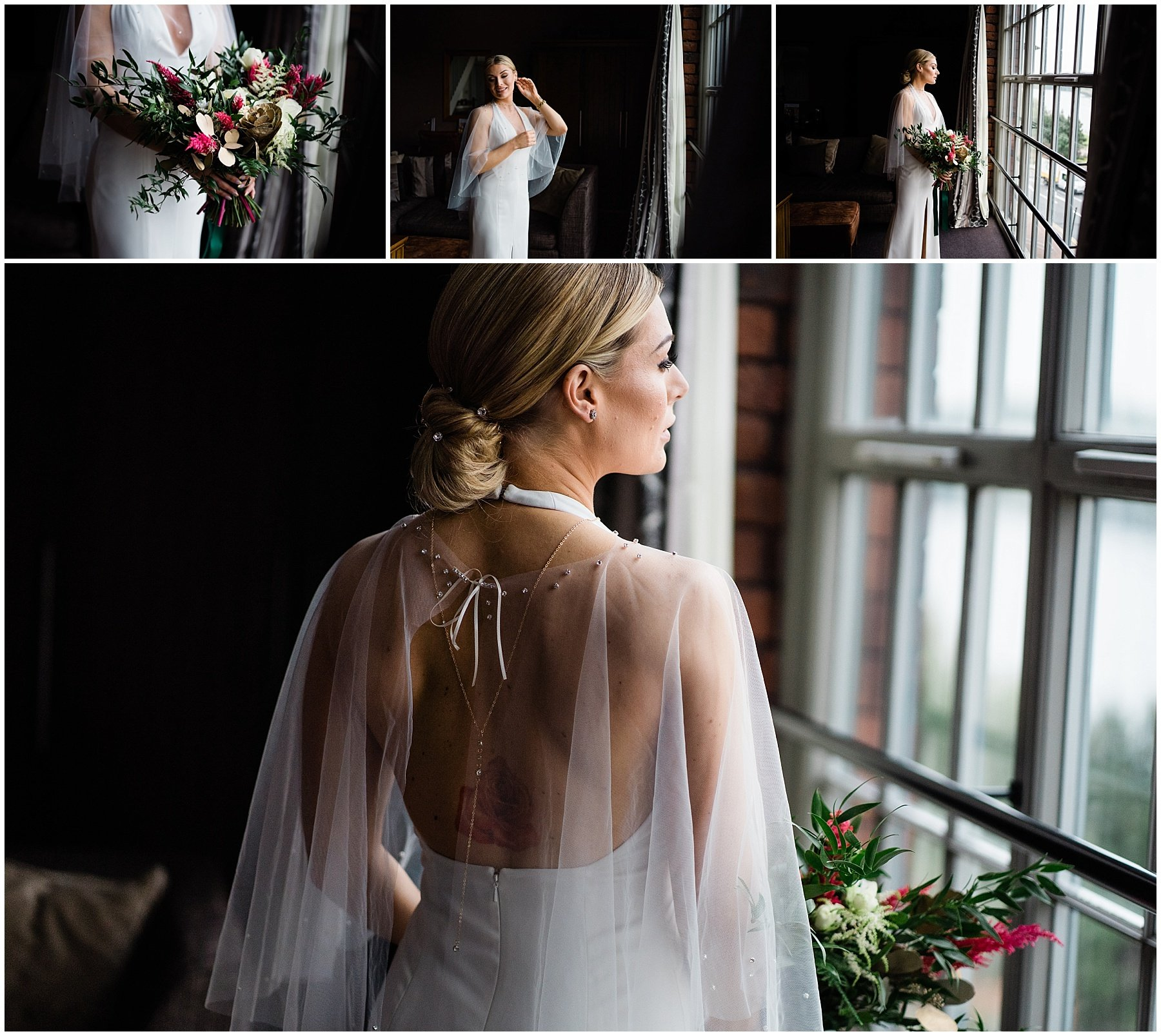Hotel Du Vin Wedding | Newcastle Wedding photographers | Bridal Preparations