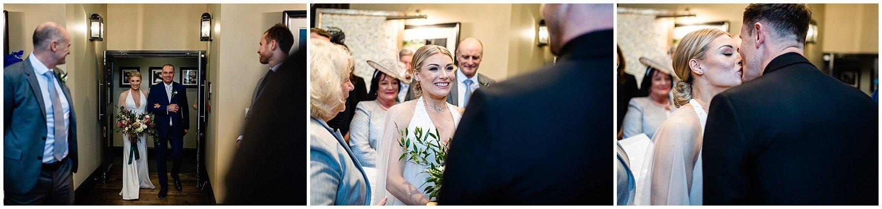 Hotel Du Vin Wedding | Newcastle Wedding photographers | wedding ceremony