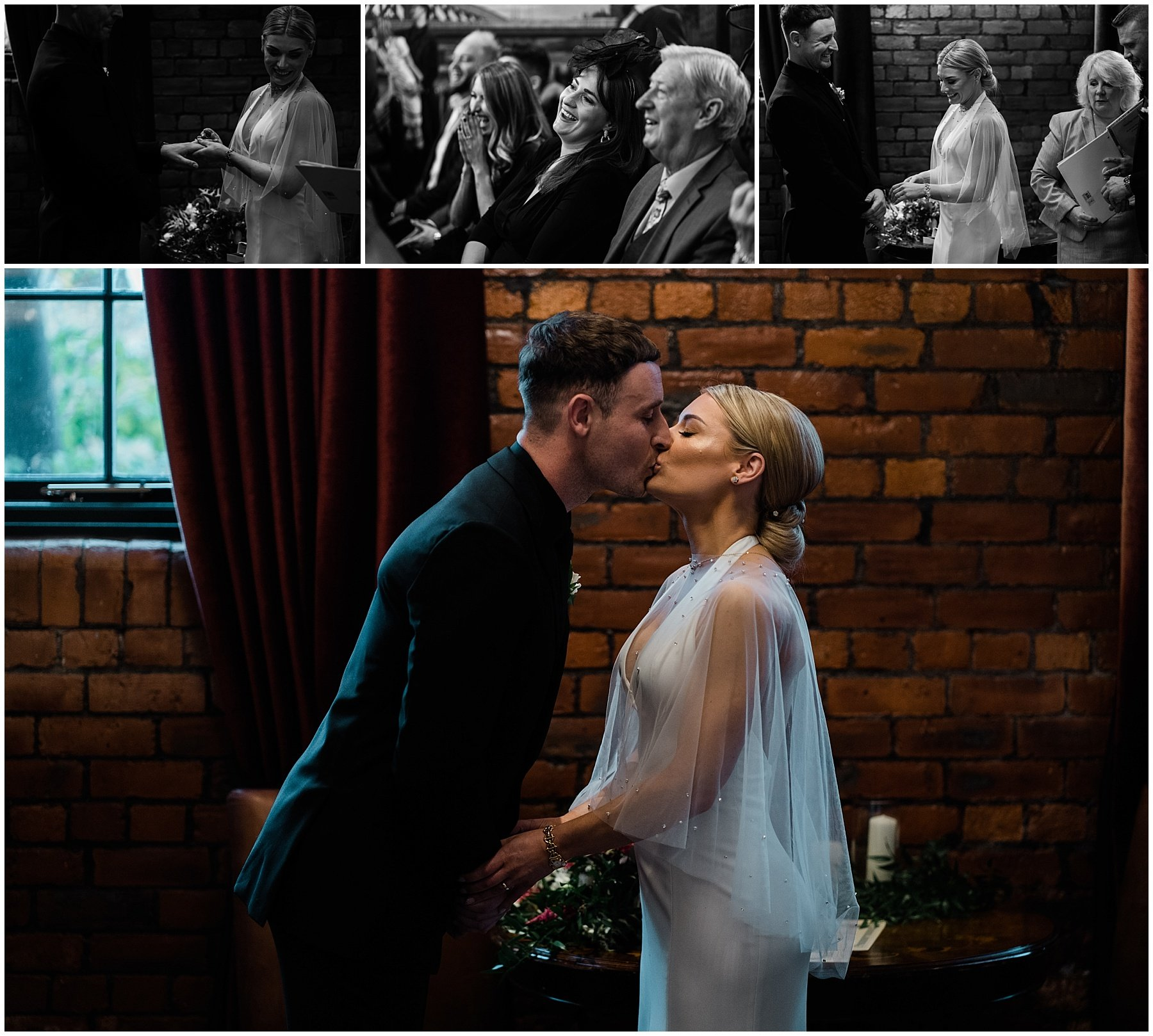 Hotel Du Vin Wedding | Newcastle Wedding photographers | wedding ceremony